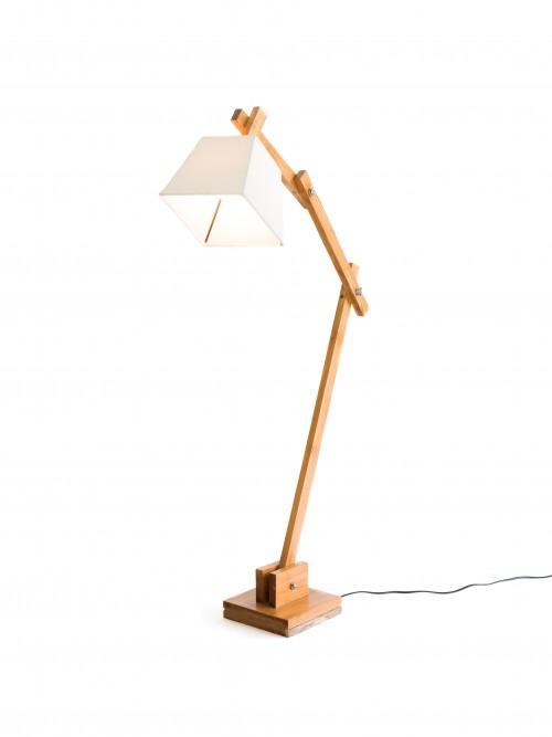 Lámpara de lectura (o costura) para mamá intelectual.